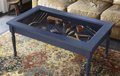 The customer wanted the table refinished and we made some cosmetic changes to update the look. 24 DIY Shadow Box Ideas in 2020 | Coffee table plans ...