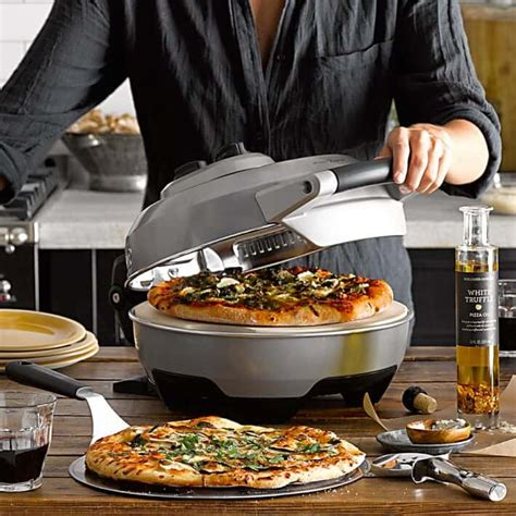 breville crispy crust pizza maker review giveaway