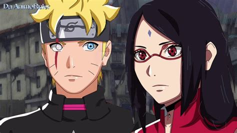Boruto And Sarada's Child! Would He Be A