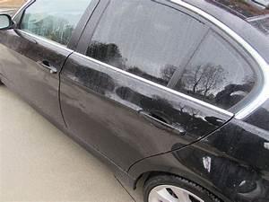 Bmw Door Window Glass Rear Left 51347060267 E90 323i 325i 328i 330i 335i M3 Sedan