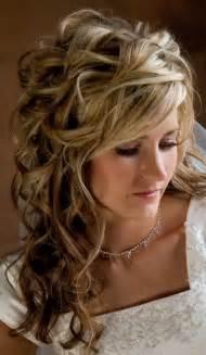 hair ideas for wedding curly wedding hairstyles ideas sangmaestro