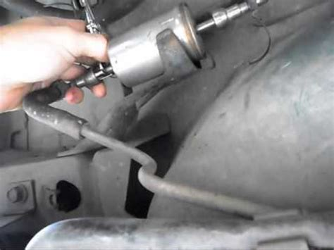 2003 Mustang Gt Fuel Filter Location by How To Change The Fuel Filter On A 1994 2004 Mustang