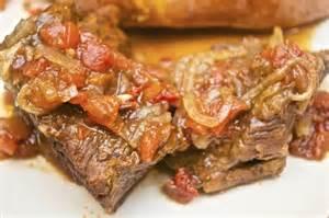 Tomato Swiss Steak with Gravy