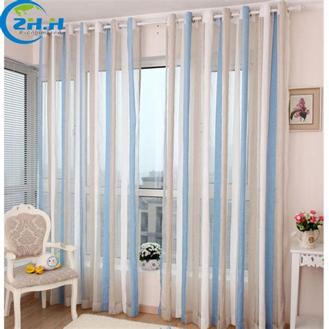 Vertical Striped Curtains Panels by Get Cheap Vertical Stripe Curtains Aliexpress