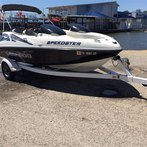 Depth Finder For Sea Doo Boat by Sea Doo Speedster 2001 For Sale For 10 500 Boats From