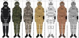 RE Combat Space Suit by DaltTT on DeviantArt