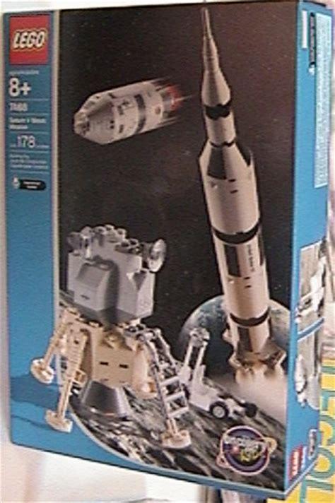 7468 Saturn V Moon Mission  Brickipedia  Fandom Powered