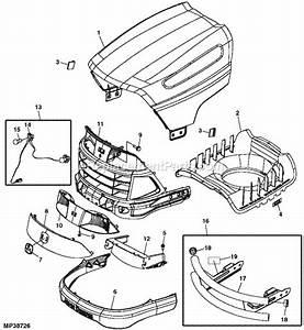 John Deere La130 Belt Diagram