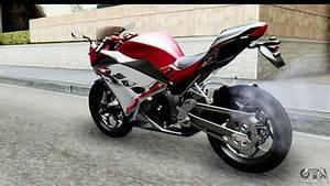 Kawasaki Ninja 250 Fi For Gta San Andreas