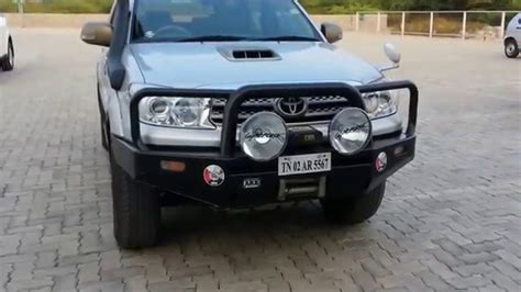 Toyota Fortuner Modification by Toyota Fortuner Road Modification