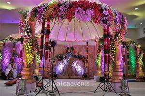 Flower Decoration For Wedding - AICA Events AICA Events