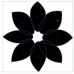 Flower Shape Clip Art