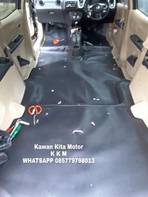 Jual Karpet Bagasi Mobil jual karpet dasar mobil honda mobilio peredam tanpa