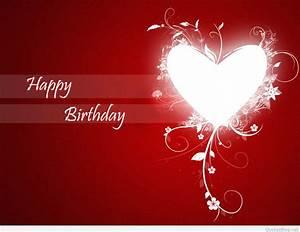 Happy Birthday Love Wishes