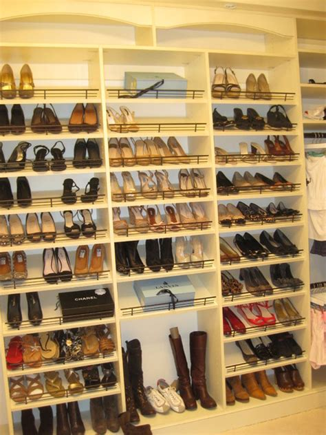 shoe storage new york by sophisticated storage