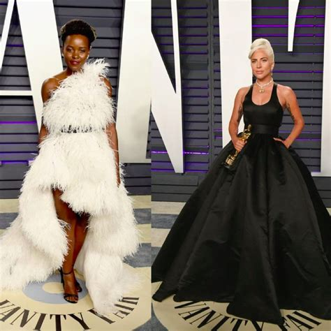 Oscars After Party Show Stopping Looks From Lady