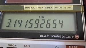 Zahl Pi Berechnen : wie gehen taschenrechner mit der zahl pi um youtube ~ Themetempest.com Abrechnung
