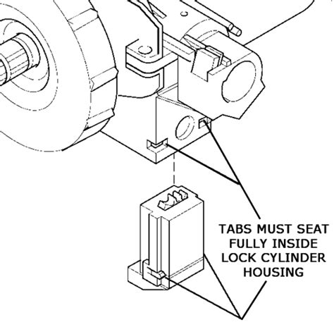 2005 Suburban Ignition Switch by Repair Guides