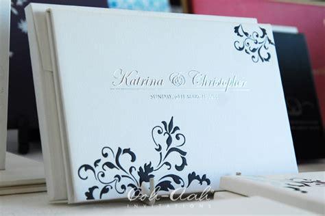 hard cover wedding invitations sydney designed  ooh aah