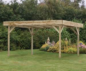 Large Modern Flat Roof Gazebo 4 55×4 55m Popular and Luxury Look Flat Roof Porch