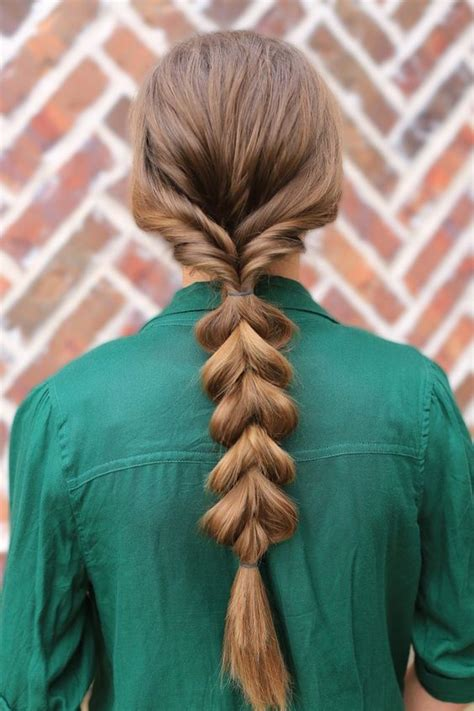 21 cute hairstyles for girls to try now feed inspiration
