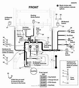 Simplicity 5900597  61 U0026quot  Mower Deck Parts Diagram For