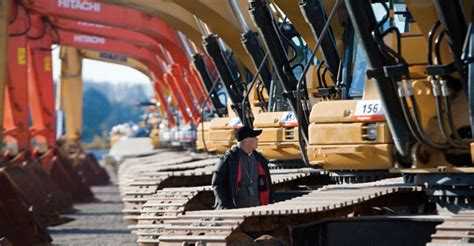 Five Things To Look For When Buying A Used Excavator