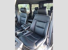 Mercedes Benz GClass Interior A&T Autostyle