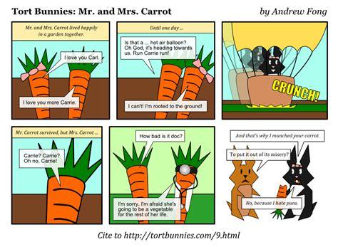 carrot november   tort bunnies