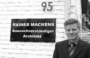 Keller Undicht Was Tun : architekt und bausachverst ndiger rainer mackens ~ Michelbontemps.com Haus und Dekorationen