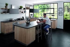 Modele De Cuisine Cuisinella : plan de travail cuisinella cuisinella ville la grand avis ~ Premium-room.com Idées de Décoration