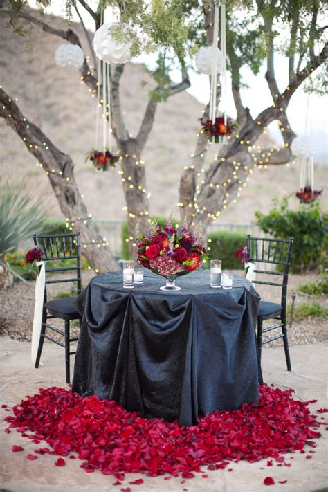 absolutely romantic outdoor decorations