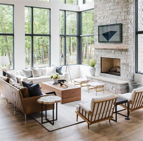 STUDIO MCGEE in 2020 Modern lake house Home living room