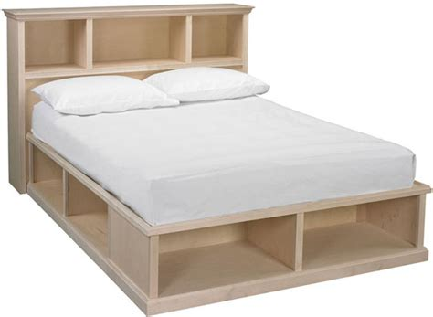 4 cubby shelf roma cubby bed with bookcase headboard and