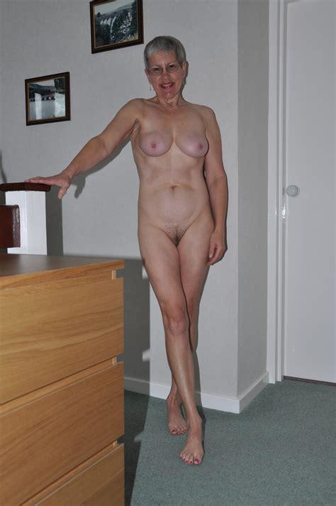 Horny Short Hair Granny 02  Porn Pic From Horny Short