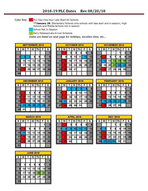 school calendar calendars