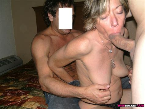 Mature Swinger Shared In A Threesome