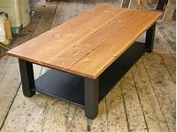 build a coffee table Coffee Table with a Shelf - YouTube