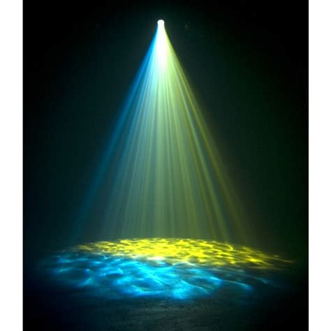 Gobo Lighting by American Dj H2o Led Multi Colored Simulated Water