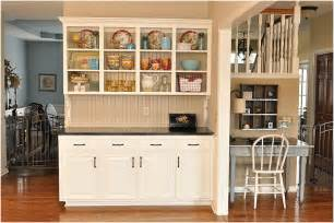 hutch kitchen furniture built in kitchen hutches ideas interior design ideas