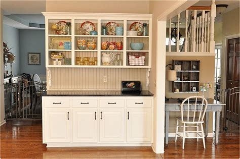 kitchen hutch decorating ideas built in kitchen hutches ideas interior design ideas