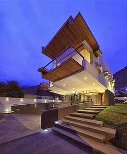 World, Of, Architecture, Unusual, Extreme, Modern, House, By, Longhi, Architects