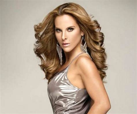 Kate Del Castillo Biography  Facts, Childhood, Family