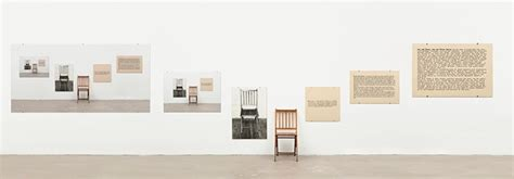 one and three chairs 1965 artist joseph kosuth conceptual joseph