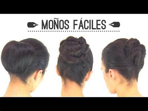 peinados faciles diferents ideas  realizar recogidos  monos youtube