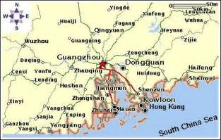 Zhuhai China Map Google