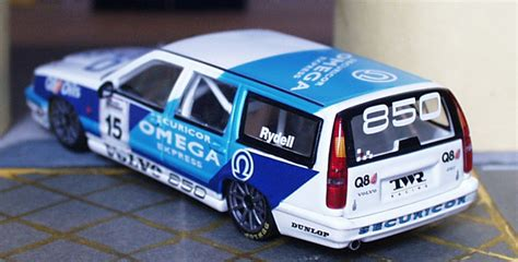 1:43 Volvo 850 Estate: 1994 BTCC