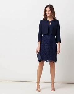Pochette Femme Bleu Marine : robe marine mariage ~ Teatrodelosmanantiales.com Idées de Décoration