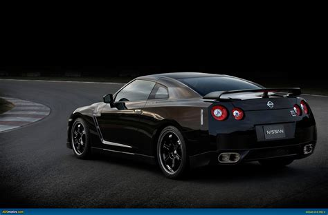 Nissan Gtr : Ausmotive.com » Nissan Gt-r Spec V Details Announced