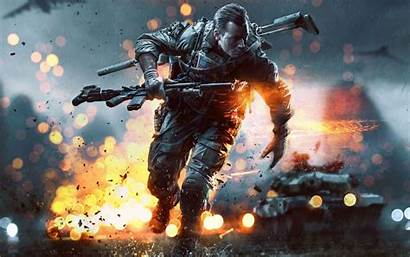 Pc Battlefield Action Effects Special Games Stunt
